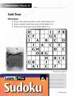 Grade 5 Medium Sudoku Puzzles 26–30