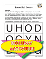 Groundhog Day Activities - Shadow Time Game
