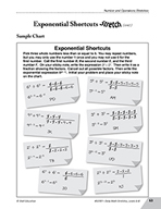 Guided Math Stretch: Exponential Shortcuts