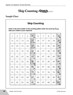 Guided Math Stretch: Skip Counting