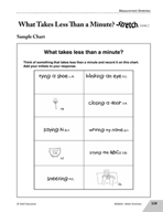 Guided Math Stretch: What Takes Less Than a Minute?