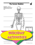 Halloween Activities -  Funnybones Literature Unite and Th