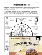 Hands-On History - Tecumseh and the American Indian Experience