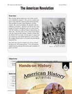 Hands-On History - The American Revolution
