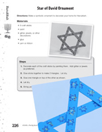 Hanukkah Puzzles and Activities (3–5)