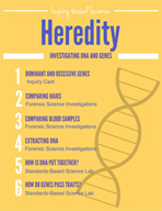 Heredity - Investigating DNA and Genes