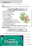 High Frequency Word Phrases Level 1 - Stopping for Periods