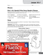 High Frequency Word Phrases Level 5 - Dialogue and Quotati