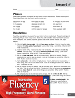 High Frequency Word Phrases Level 5 - Logical Deduction