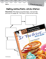 If You Give . . . Series Guide Making Cross-Curricular Con