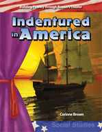 Indentured in America - Reader's Theater Script and Fluenc