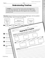 Informational Text: Timelines Practice