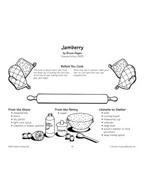 Jamberry - No-Cook Strawberry Jam Recipe