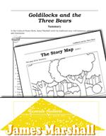 James Marshall Literature Activities - Goldilocks and the Three Bears