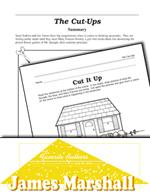 James Marshall Literature Activities - The Cut-Ups
