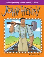 John Henry - Reader's Theater Script and Fluency Lesson
