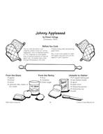 Johnny Appleseed - Apple Crisp Recipe