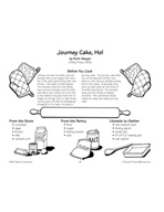 Journey Cake, Ho! - Corn Bread Recipe