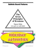 Kawanza Activities - Creating a Mkeka and Bulletin Board Patterns