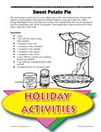 Kawanza Activities - Kalah Game and Other Themed Activities
