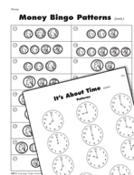 Learning Center Activities for Money, Time, and Measurement
