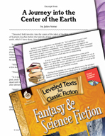 Leveled Texts: A Journey into the Center of the Earth