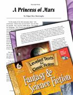 Leveled Texts: A Princess of Mars