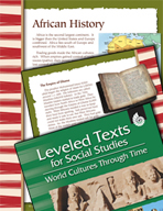 Leveled Texts: African History