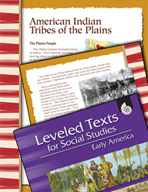 Leveled Texts: American Indian Tribes of the Plains