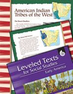 Leveled Texts: American Indian Tribes of the West