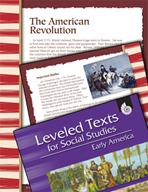 Leveled Texts: American Revolution