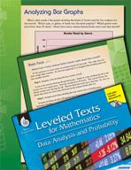 Leveled Texts: Analyzing Bar Graphs