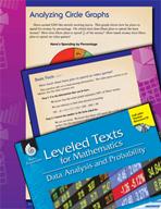 Leveled Texts: Analyzing Circle Graphs