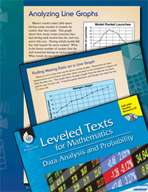Leveled Texts: Analyzing Line Graphs