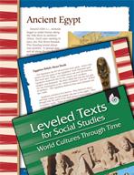 Leveled Texts: Ancient Egypt