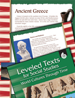 Leveled Texts: Ancient Greece