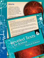 Leveled Texts: Atoms