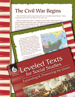 Leveled Texts: Civil War Begins