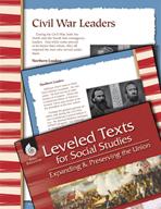 Leveled Texts: Civil War Leaders