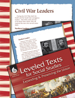 Leveled Texts: Civil War Leaders