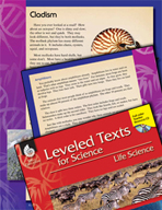 Leveled Texts: Cladism
