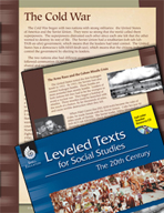Leveled Texts: Cold War