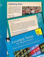 Leveled Texts: Collecting Data