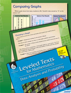 Leveled Texts: Comparing Graphs