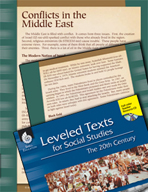 Leveled Texts: Conflicts in the Middle East