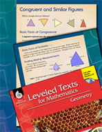 Leveled Texts: Congruent and Similar Figures