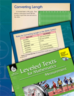 Leveled Texts: Converting Length
