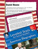 Leveled Texts: Daniel Boone