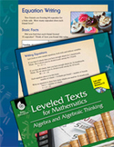 Leveled Texts: Division Equations-Equation Writing