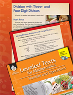 Leveled Texts: Division with Three- and Four-Digit Divisors